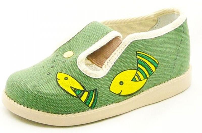Kup teď Dětská domácí certifikovaná obuv DPK K57004-SIT-0904
