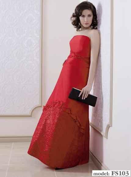 Kup teď Společenské šaty FS103