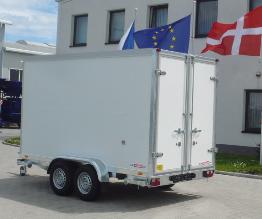 Kup teď Chladírenské přívěsy Typ Eurocool 2600
