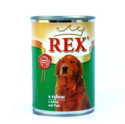 Krmiva pro psy Rek