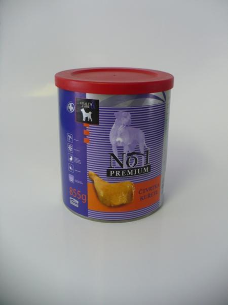 Krmiva pro psy No1 Premium