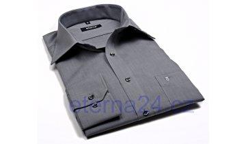Kup teď Košile Eterna Blackline Fil-a-Fil - šedá