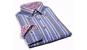 Kup teď Košile Eterna Redline - barevné proužky