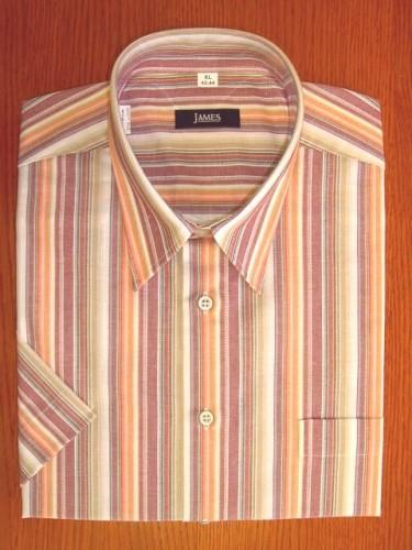 Kup teď Trendové košile krátký rukáv