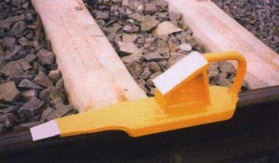 Kup teď Železniční vozová zarážka vzor 87 (ŽVZ 87)