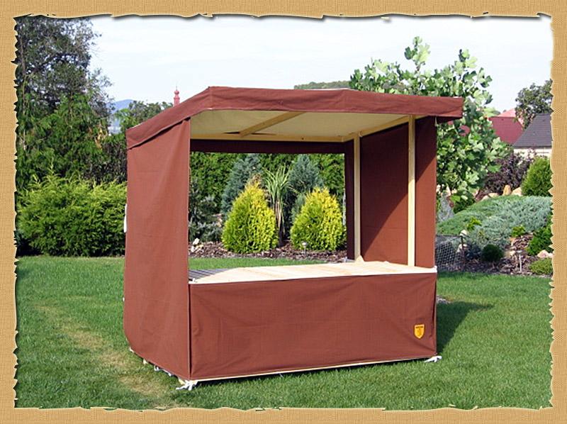 Kupię Kioski, stragany, namioty drewniane kombinowane