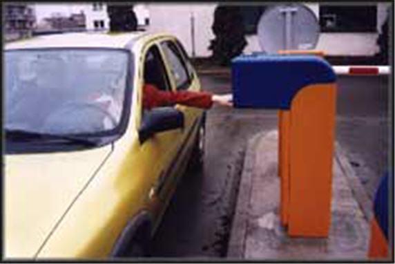 Kup teď Parkovací systémy