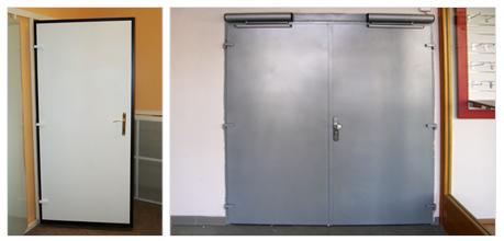 Kup teď Protipožární dveře a uzávěry Ignis