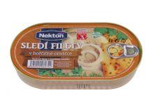 Kup teď Sledí filety v hořčičné omáčce