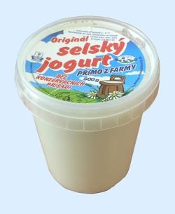 Kup teď Selský jogurt