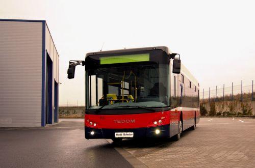 Dieselový autobus pro Mladou Boleslav