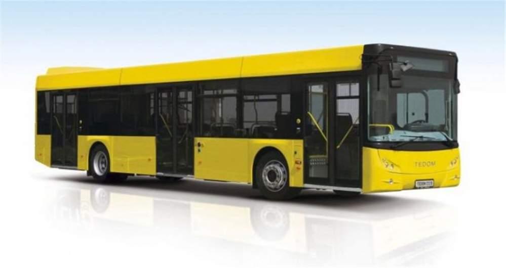 Městské autobusy Tedom C12 Diesel