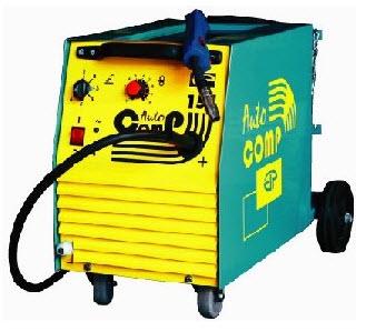 Kup teď Autocomp 154 - svářecí poloautomaty