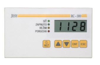 Kup teď RC-300 - souží k dálkovému ovládání mikroprocesorových regulátorů