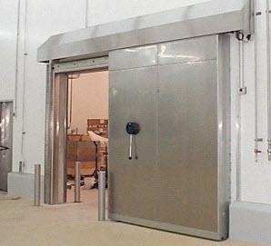 Kup teď Protipožární izolační dveře - typ Isogate
