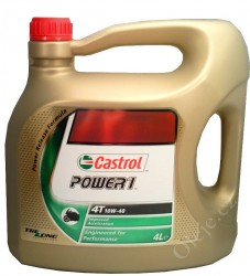 Kup teď Castrol Power 1 4T 10W/40 (4 l)