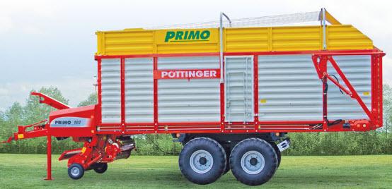 Kup teď Samosběrací vozy Primo