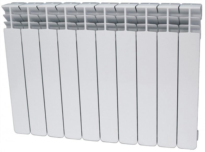 Koupím Deskový radiátor ALICE 500 10-segmentový WHITE