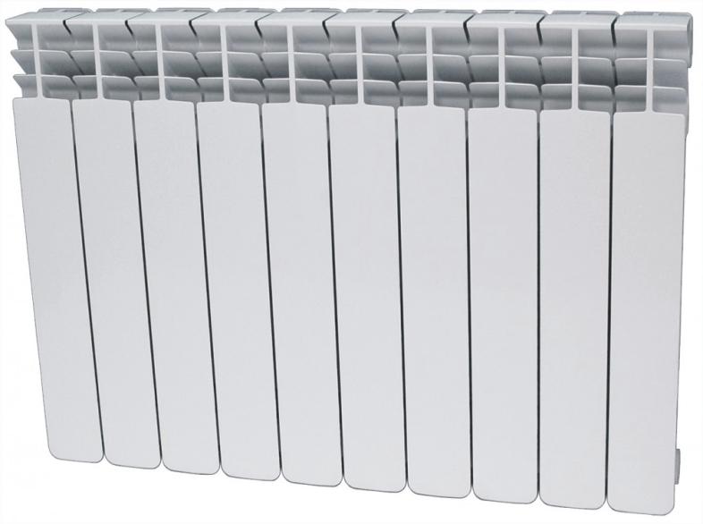 Koupím Hliníkový radiátor ALICE 350 10-segmentový WHITE