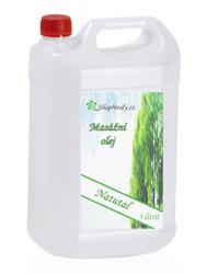 Kup teď Masážní olej CHEAP Natural 5L