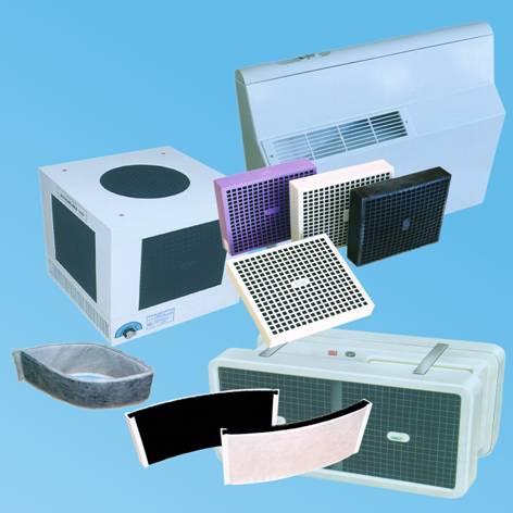 Koupím Speciální vzduchové filtry