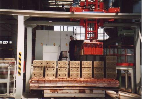 Koupím Překladiště výsušků a ukládka na pecní vozy