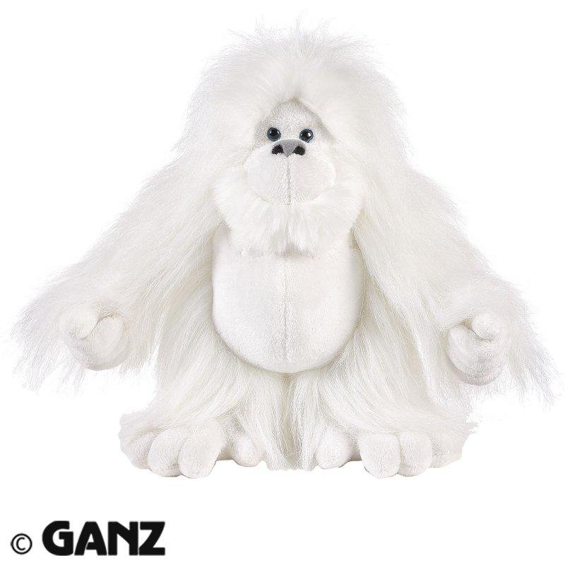Koupím Plyšová hračka Sněžný muž Yetti
