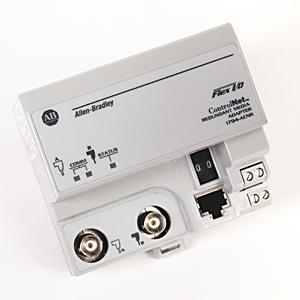 Koupím ALLEN-BRADLEY FLEX I/O Communication Controlnet Adapter (1794 ACNR A) PLC