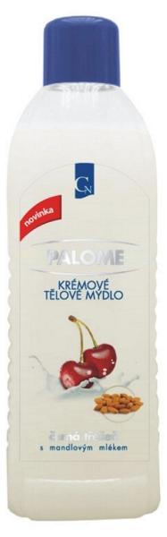Kup teď Krémové tělové mýdlo Palome černá třešeň s mandlovým mlékem