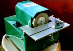 Abrasive electrochemical