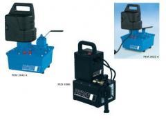 Elektrohydraulická čerpadla