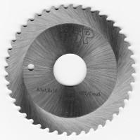 HSS drážkovací pilové kotouče dle DIN 1838 B