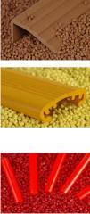 PVC granulát