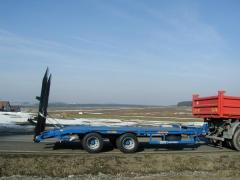 Přeprava stavebních strojů a mechanismů,  PU 9040