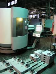 Adaptations tool machine for machine tools with
