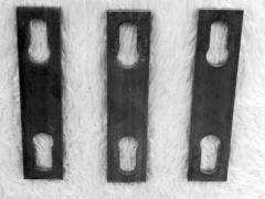 Plates fastening