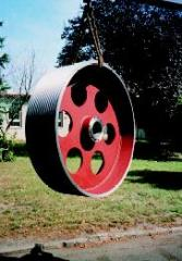 Wheels for agricultural machinery
