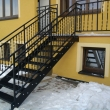Forged stairs