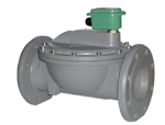 Valves round section