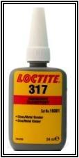 Konstrukční lepidlo Loctite 317 - 250 ml