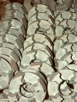 Forgings steel, stamped