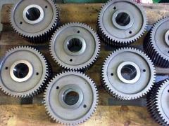 Tooth gearings, cogwheels, gears
