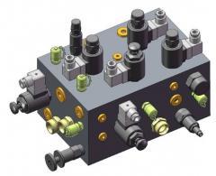 Hydraulické bloky