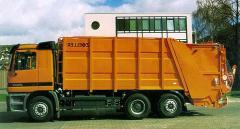 Vůz pro svoz odpadu Medium XL