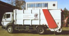 Vůz pro svoz odpadu - klasický zástupce Medium