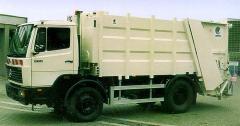 Vůz pro svoz odpadu Mini XL
