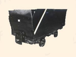 Důlní vozy samovýsypné typu VSV