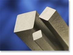 Čtvercová tyčová ocel