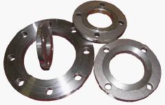 Steel flanges