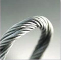Drát pro výrobu lan a pramenců